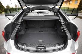 lexus suv boot space 2015 bmw 5 series gran turismo review autoevolution