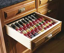 spice rack cabinet insert organize your cabinets custom cabinets