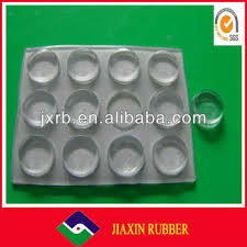 rubber bumpers for glass table tops sale factory price bumper glass table rubber pad buy glass