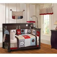 Sport Crib Bedding Sports Crib Bedding Sets You Ll Wayfair
