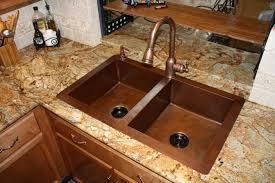 countertops kitchen sinks for granite countertops choosing the