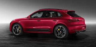 porsche dark red metallic red porsche macan turbo by porsche exclusive gtspirit