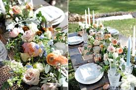 wedding flower arrangements home bouquet gathered styled southern california