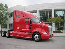 2008 kenworth truck longistics news