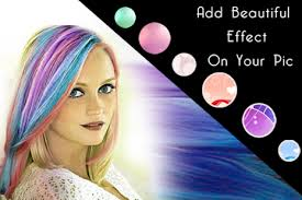 see yourself in different hair color change hair color android apps on google play