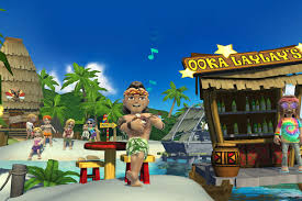 margaritaville cartoon kabam acquires margaritaville online devs at exploding barrel