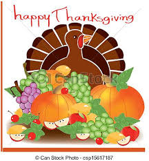 thanksgiving day food 2 its a eps file vector search clip