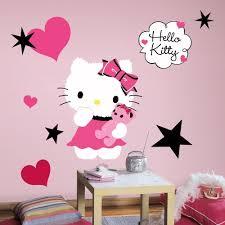 hello kitty wall decor stickers home design hello kitty wall decor stickers pictures