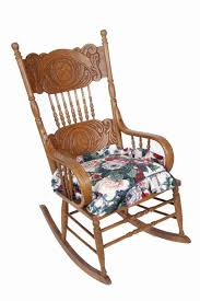 Oak Rocking Chairs American Oak Pressed Back Rocking Chair Cane Seated With Bent Wood