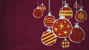 baubles swinging loop hd an animated background loop created in a