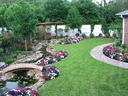 Landscape Backyard Design Ideas Landscaping Ideas For Small Front Yards Without Grass Landscaped