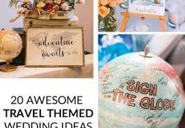 Travel Themed Wedding Travel Themed Wedding Cakes The Wedding Of My Dreams Blog