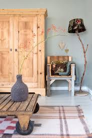 deco bois brut meuble en bois brut ambiance nature