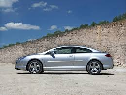 peugeot 407 coupe 407 coupe 2010 peugeot insurance informations pictures
