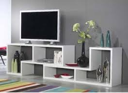 modern white tv stand ideas para decorar la sala pinterest