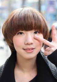 Mushroom Hairstyle 20 Mushroom Haircuts For Girls With Short Hair