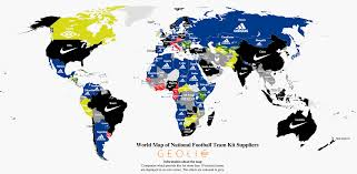 russia football map national football team kit suppliers 2426x1185 mapporn