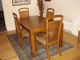 antique table with hidden leaf antique oak dining room sets coryc me