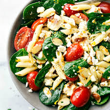 salad pasta healthy chicken pasta salad the recipe critic