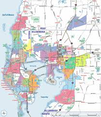 Tampa Airport Map Large Tampa Maps For Free Download And Print High Resolution And