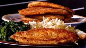 cuisiner des escalopes de poulet escalopes de poulet croustillant