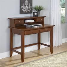 Cherry Secretary Desk With Hutch by Home Styles Chesapeake Student Desk And Hutch Walmart Com