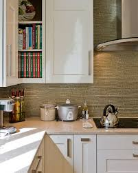backsplash olive green crackled glass matchstick tiles from
