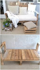 Outdoor Wood Sofa Plans 27 Best Diy Pallet Sofa Plans Step By Step Instructions U2022 Diy U0026 Crafts