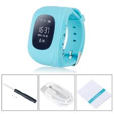 children s gps tracking bracelet finefun smartwatch child q50 2g gsm sim gprs tracking gps