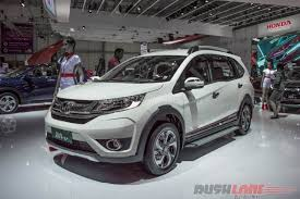 renault indonesia honda br v modulo in attendance at 2016 indonesia auto show giias