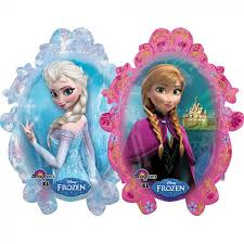 anagram disney frozen series elsa anna 78 cm 32
