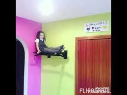 Gymnastics Room Decor Gymnastic Room Tour Youtube