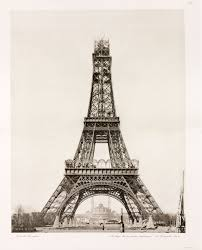 the eiffel tower debuted 126 years ago it nearly tore paris apart