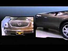 2010 buick enclave cxl awd w 2nd row captain seats youtube