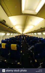 easyjet cabin aircraft airplane aeroplane plane interior