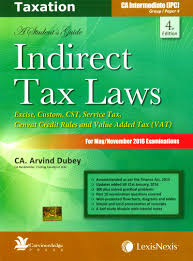 lexis nexis student guide to indirect tax law excise customs