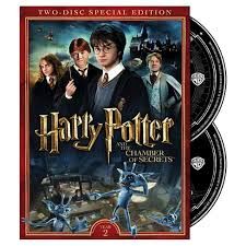harry potter et la chambre des secret en harry potter and the chamber of secrets 2 disc special edition