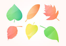 watercolor leaves free vector art 4419 free downloads