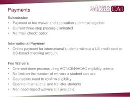 introducing ca4 the next generation common app