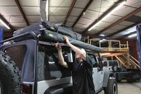 Jeep Wrangler Awning 008 2007 Jeep Wrangler Unlimited Smittybilt Tent Awning Photo