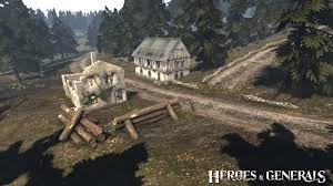 The Forest Game Map Upcoming Map Makeover Forest Skirmish Heroes U0026 Generals