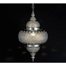 Punched Tin Pendant Light Inspirational Moroccan Style Pendant Ceiling Lights 75 In Punched