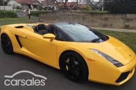 2015 lamborghini gallardo used lamborghini gallardo cars for sale in australia