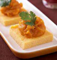 patate douce cuisine polenta à la patate douce et au comté sans gluten les meilleures