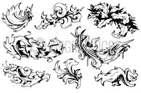 baroque ornaments