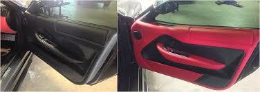Automobile Upholstery Fabric The Kuztom Shop Charlotte Nc Auto Restoration Custom Paint
