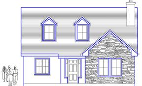 House Designs Ireland Dormer House Plans No 93 Glenrath Blueprint Home Plans House Plans