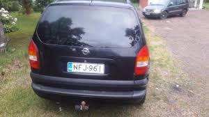opel zafira 2003 interior opel zafira 1 6 comfort 5d mpv 2003 used vehicle nettiauto
