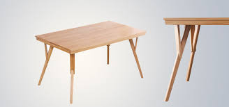 guri oak fork legs dining table dining tables table
