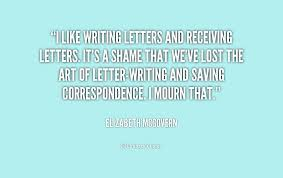 quotes about handwriting letters 28 quotes